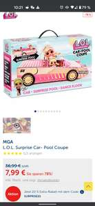 L.O.L. Surprise Car- Pool Coupe 15€ MBW