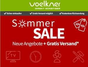 Voelkner GRATIS Versand ab 49€ Sommer Sale bis 30.08