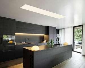 [Offline] moemax - LED Panel - 120 x 30 x 8 cm - 30 Watt - Deckenleuchte Ramski