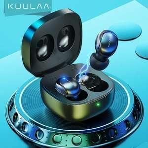 TWS Bluetooth Kopfhörer Fingerprint Touch