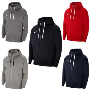 Nike Kapuzenjacke Team Park 20 Fleece in 5 Farben bis Größe 3XL