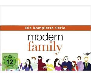 """""""Modern Family"""" Komplettbox (11 Staffeln) (DVD)"""