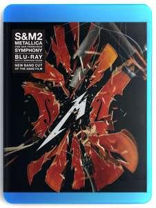S&M2 Metallica and San Francisco Symphony (Blu-ray) für 8,99€ (Amazon Prime & Media Markt Abholung)