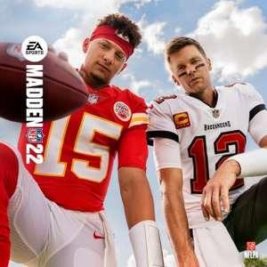 Madden NFL 22- 10 Spieler NAT Gold oder besser (Elite) Loot-Paket#1 (PC, Xbox One & PS4) kostenlos (Prime Gaming)