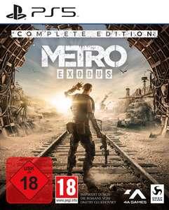 Metro Exodus Complete Edition Playstation 5 / Series X bei Amazon oder Gamestop für 19,99€ + Versand