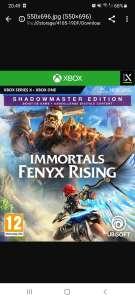 Immortals Fenyx Rising Xbox one /Series X