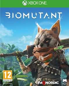Biomutant (PEGI) [Playstation 4 & Xbox]