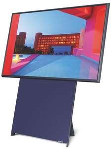 Samsung GQ43LS05TAUXZG QLED TV (43 Zoll (108 cm), 4K UHD, Smart-TV, HDR, USB-Aufnahme, Sprachsteuerung, The Sero, Höheverstellbar, Drehbar)