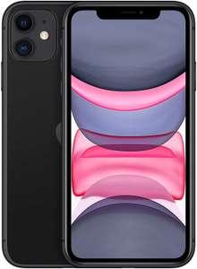 Apple iPhone 11 (256 GB) in Schwarz oder Gelb