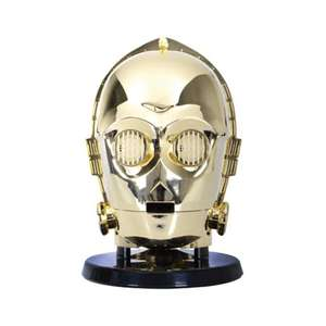 ACW Star Wars C-3PO Bluetooth Lautsprecher (mit NFC und AUX-IN, 250 x 200 x 300 mm, eingebautes Mikrofon)