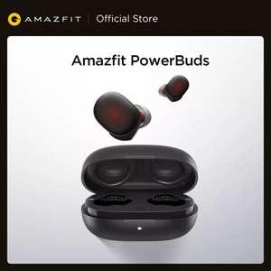Amazfit PowerBuds Active White,Yellow,Black [kabellose Kopfhörer, Bluetooth 5.0, IP55] [Polen,Spanien]