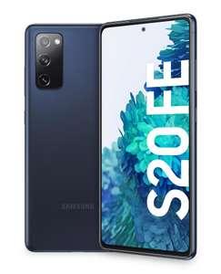 Vodafone Netz: Samsung Galaxy S20 FE 6/128GB (2021, Snapdragon) im MD green LTE 5 GB bis 21,6 Mbit/s für 19,99€/Monat, 1,-€ ZZ