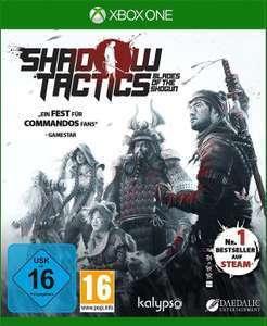Shadow Tactics: Blades of the Shogun · Xbox One & Series X|S · Microsoft Store Ungarn