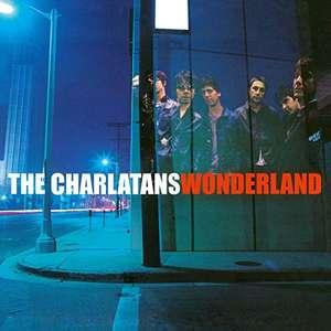 The Charlatans - Wonderland [Vinyl   Doppel-LP   Reissue] für 14,49€ [Amazon Prime / Saturn & Media Markt Abholung]