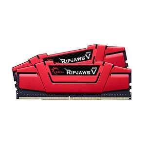 [AMAZON] Gskill Ripjaws 16GB Kit DDR4-3200 CL15 F4-3200C15D-16GVR