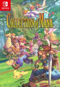 Collection of Mana & Kingdom Hearts Melody of Memory (Switch) für je 19,99€ (Square Enix Store)