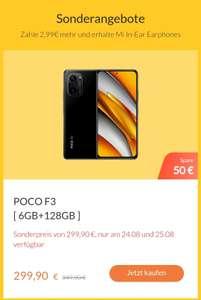 Xiaomi Poco F3 im offiziellen Mi-Store
