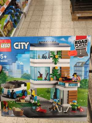 Lokal - real Moers - Lego City 60291 Modernes Familienhaus