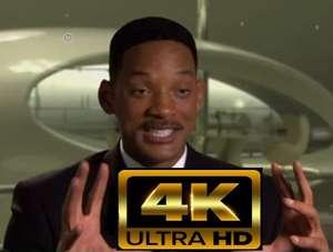 4K Blu-ray Sale - z.B. Men in Black 4K Ultra HD Blu-ray für 8,79€ (Media Markt & Saturn Abholung & Amazon Prime)