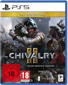 Chivalry 2 Day One Edition Playstation 5 oder Playstation 4 für je 20,74€ + Versand
