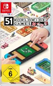 Nintendo Switch 51 Worldwide Games für 19,99€ + Versand
