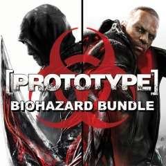 Prototype Biohazard-Bundle (PS4) für 7,49€ (PSN Store AT)