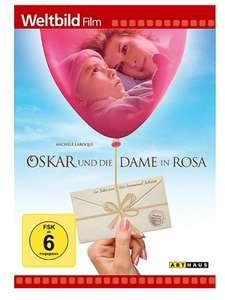 Oskar und die Dame in Rosa - Weltbild-Edition (DVD) ( Altersempfehlung: Ab 6 Jahre, Spieldauer: 101 Minuten, Sprache: Deutsch, Französisch )