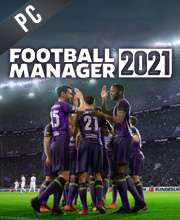 Football Manager 2021 (Steam) für 15,67€ (CDkeys)