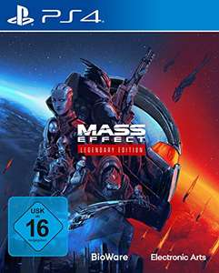 Mass Effect Legendary Edition für die PS4 zum guten Preis bei Amazon