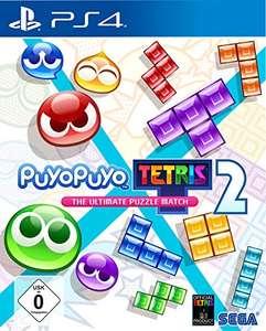 Puyo Puyo Tetris 2 (PS4) für 14,99€ (Amazon Prime & GameStop)
