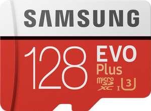 [OTTO] Samsung microSDXC EVO Plus (2020) 128GB für 13,95€ (inkl. VK)