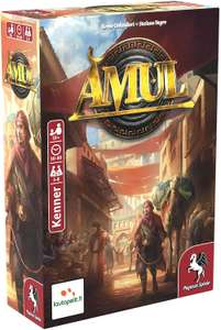 [Weltbild] Brettspiele Sammeldeal (7 Spiele), z.B. Pegasus Spiele AMUL BGG 7,0