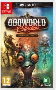 Oddworld: Collection (Switch) für 37,74€ (Amazon FR)
