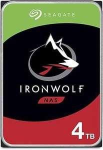 "[Saturn Card] Seagate Ironwolf 4TB 3,5"" NAS HDD (CMR, 64MB, 5900rpm, bulk)"