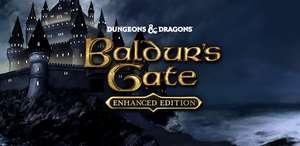 Baldur's Gate Enhanced Edition für 1,79€ (Android und iOS)