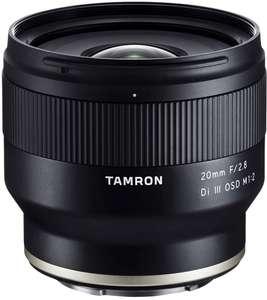 Tamron 20mm F2.8 Di III OSD M1:2 Objektiv für Sony E-Mount
