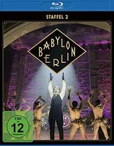 Babylon Berlin - Staffel 2 (Blu-ray) für 9,97€ (Amazon Prime)