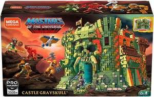 MEGA Construx GGJ67 - Masters of the Universe Castle Grayskull - Bauset (3508 Teile) [Klemmbausteine]