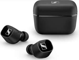 Sennheiser CX 400BT True Wireless Kopfhörer schwarz o. weiß (7 Stunden Musikwiedergabe, 20 Stunden mit Ladebox, 7mm Treiber, AAC und aptX. )