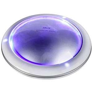 TFA Dostmann Sprechender Wecker mit Zeit-und Temperaturansage (Prime)