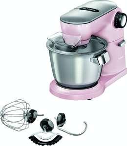 Bosch Küchenmaschine OptiMUM MUM9A66N00 in pink [Edelstahl-Schüssel 5,5 L, Planetenrührwerk, 7 Arbeitsstufen, 1600 W]