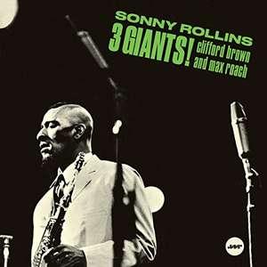 """Sonny Rollins - """"3 Giants!"""" auf Vinyl (Amazon Prime)"""