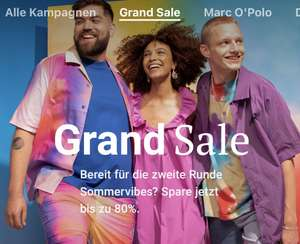 Zalando Lounge - 5€ Rabatt + kostenloser Versand [30€ MBW]