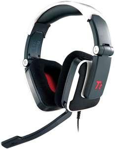 Tt eSPORTS Shock Gaming Headset HT-SHK002ECWH, white [Amazon Prime]