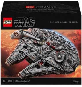 Geburtstagswochenende bei [zavvi] mit zavvis-Finest: Lego, T-Shirts, Tassen, Funko-Pops / z.B. Lego Star Wars Millennium Falcon (75192)