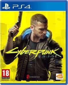 Cyberpunk 2077 Day One Edition (PS4/PS5) für 27,76€ & (Xbox One) für 26,76€ (Amazon ES)