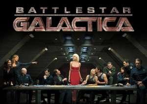 [iTunes Serie] Battlestar Galactica 2003 - je Serienstaffel 4,99€