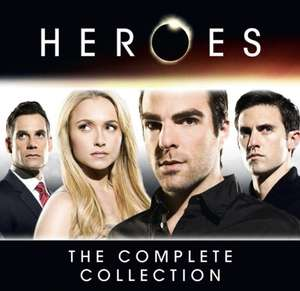 [iTunes Serie] - Heroes & Heroes Reborn - Komplettboxen