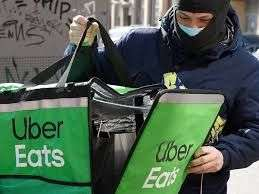 Uber Eats - 20€ sparen auf die erste Bestellung - MBW 10€