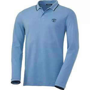 2x Chiemsee langarm Polo-Shirt aus Baumwoll-Piqué in 5 Farben für je 12,99€ (Gr. M-XXL)